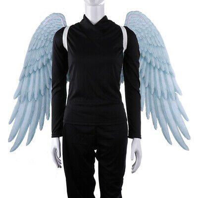 Halloween Masquerade Animated Angel Wing Cosplay Theme Party Adult Gift 2 Colour