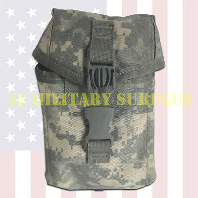 Us Military Issue Molle Ii Gear - Improved First Aid Kit Pouch - Medical Utility