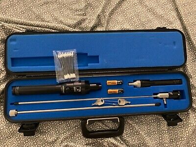GRADIENT LENS HAWKEYE RIGID 17 inch BORESCOPE Mint Condition with case