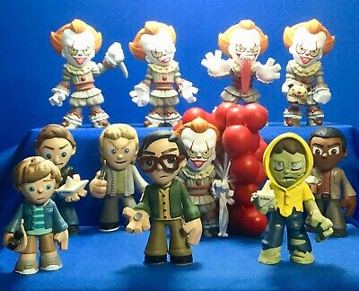 Funko Mystery Minis It Chapter 2 with Pennywise Lot includes Walmart Exclusive