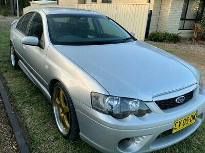 Ford xr6 BA Turbo 2005