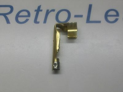 4x HT Brass Push in terminal for distributor coil 7mm 8mm Straight Push on