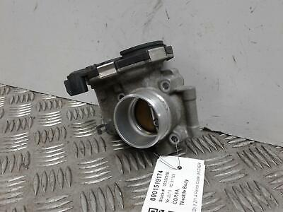 2013 VAUXHALL CORSA 1229 Petrol THROTTLE BODY 55562270 0280750482