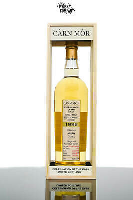 Arran 1996 Aged 23 Years 'Celebration of the Cask' - Carn Mor (700ml)