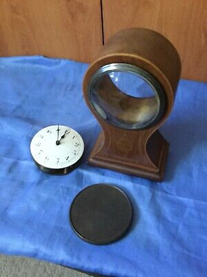An Antique Balloon Clock For Repair Or Spares
