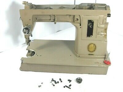 Singer Sewing Machine 301a Parts Misc Lot Body Missing Untested Lots Left! AS IS