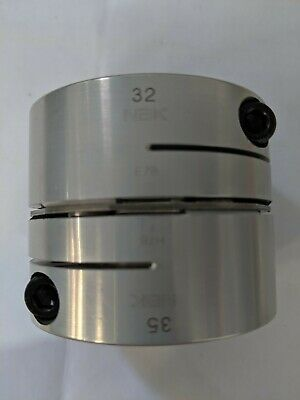 MISUMI NBK XHS-64C-32-35 Disc Type Flexible Coupling - Used