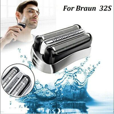 Replacement Foil & Cutter Cassette For Braun 32S Series 3 Electric Shaver