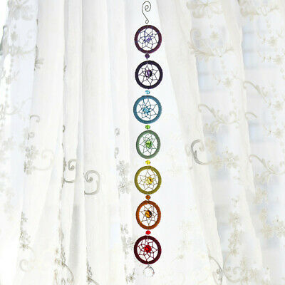 Dream Catcher Wall Hanging Decoration Ornament for Car Party Nautical home L9O3