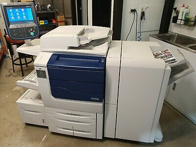 Xerox ApeosPort V C5585 Copy,Network Print,Scan,Email,Fax,Mobile Print,Duplex