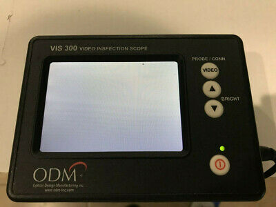 ODM VIS 300 USB Video Fiber Optic Connector Inspection System