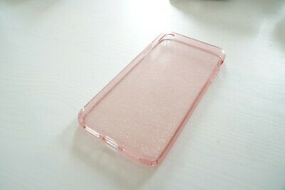 Spigen Liquid Crystal softpink Clear Protective Cover For iPhone X XS Max Case