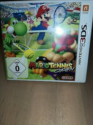 Mario Tennis Open Nintendo 3DS Spiel, Top