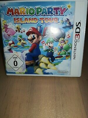 Mario Party Island Tour, Nintendo 3DS Spiel, Top