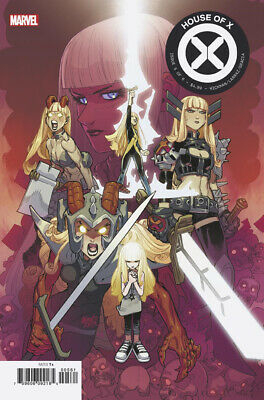 House of X #5 of 6 Character Decades Variant New Release WEEK 18/09/2019