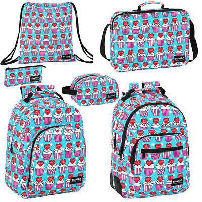 Campro BRUSH Backpack Rucksack Girls Ladies School Travel Work Laptop Bag