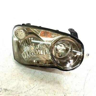 Subaru Impreza Blobeye Sti Jdm Headlight Xenon Osf Driver Right
