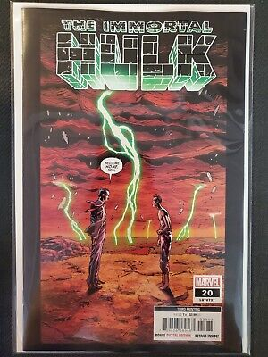 The Immortal Hulk #20 3rd Printing Marvel NM Comics Book