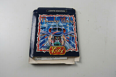 "Vintage IBM PC 3.5"" Floppy Disk Game Thunder Blade"
