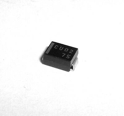 ON Semiconductor 1N4934 Fast Recovery Rectifier Diode 100V 1A DO-41 Axial⚡