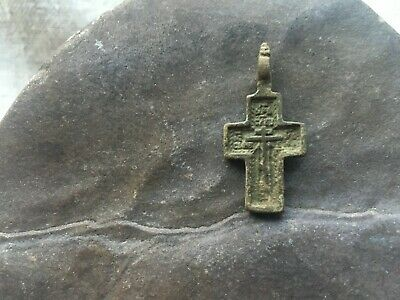Ancient cross  Metal detector finds 100%original