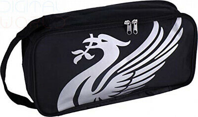 Liverpool F.C. Boot Bag RT Official Merchandise Black