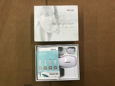 BRAND NEW DEESS Permanent Hair Removal Device Series 3 Plus, Home Hair Removal