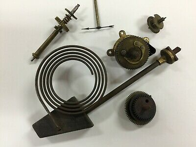 Vintage Watch Clock Parts