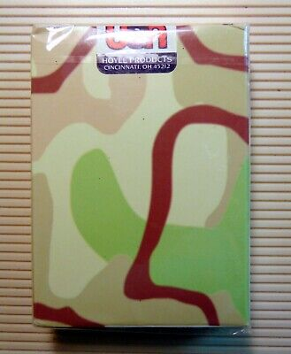 Original Hoyle Iraqi War Most Wanted Playing Cards - NEW SEALED