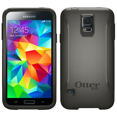 Otterbox Commuter Series Drop Protection Case for Samsung Galaxy S5 - Black