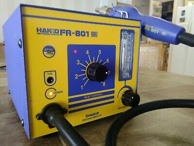 HAKKO Hot Air Rework station FR-801