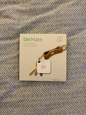 Tile Mate T3001 Replaceable Battery Item Tracker  --FREE SHIPPING