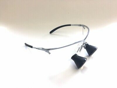 Dentist Dental Surgical Medical Binocular Loupes 2.5x  Optical Glass TTL Custom