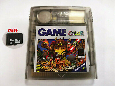 Everdrive GBC GB EDGB game for GameBoy Color GBC Console 8 GB Card 700+ games