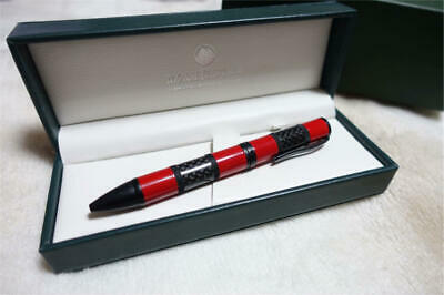 Out Of Print Monteverde Ballpoint Pen Regatta Red Limited Edition Series