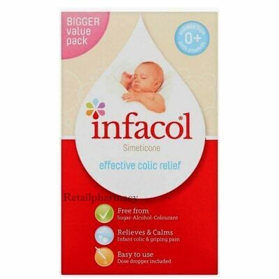 Infacol Colic Relief Drops for Babies 85ml - Bigger Value Pack of 1 2 3 6 12