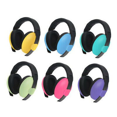 Child Kids Noise Earmuffs Ear Defenders Noise Reduction Protectors Muff