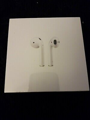 Apple AirPods 2nd Generation with Charging Case - White sealed