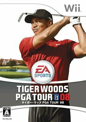 USED Tiger Woods PGA TOUR 08 - Wii