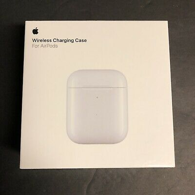 New & Sealed Apple AirPods 2nd Gen WIRELESS CHARGE CASE ONLY A1938 |NO AIRPODS