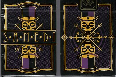 Samedi Playing Cards - USPCC - Voodoo