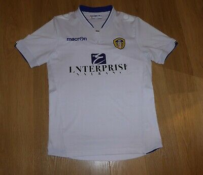 "Leeds United 2012-2013 Football Shirt Home Macron , XL ADULT , 42"" Chest"