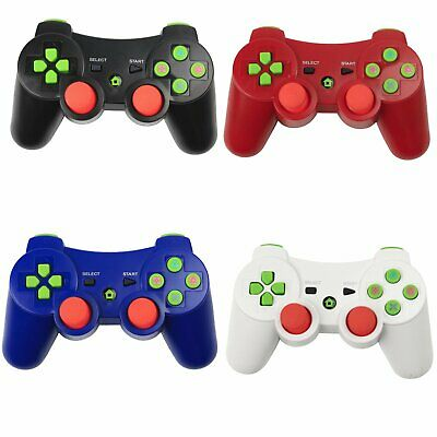 Wireless Bluetooth Dual Shock Gamepad Joystick für PS3 Controller