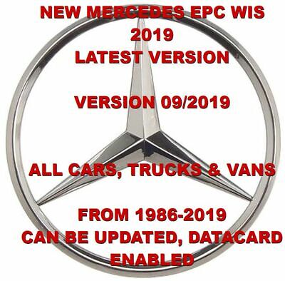 2019 Mercedes/SMART WIS ASRA & EPC Dealer Service Repair Workshop Download