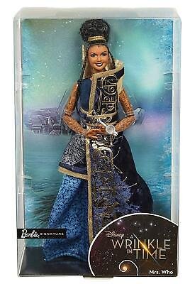 Barbie Signature Collectors Mrs Who Doll FPW24