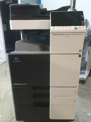Konica Minolta C258, Colour Copy, Network Print/Scan/email/ Duplex, Single Pass