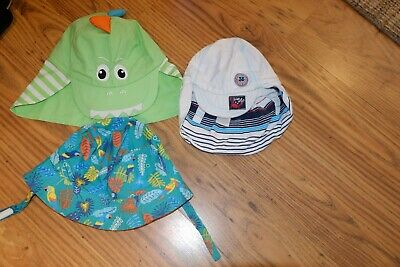 Mothercare Baby boy summer hats 12 -24 months