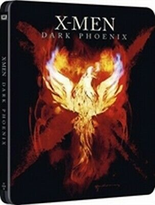 X-Men - Dark Phoenix (Blu-Ray Disc - SteelBook)