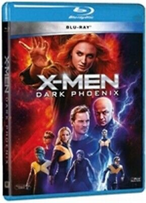 X-Men - Dark Phoenix (Blu-Ray Disc)