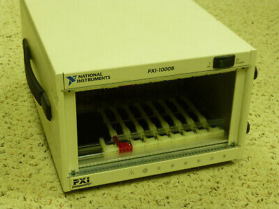 National Instruments NI PXI-1000B Chassis / 8-Slot PXI Mainframe